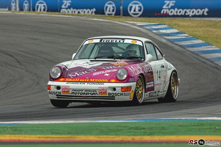 Porsche Club Days - Hockenheimring 2020
