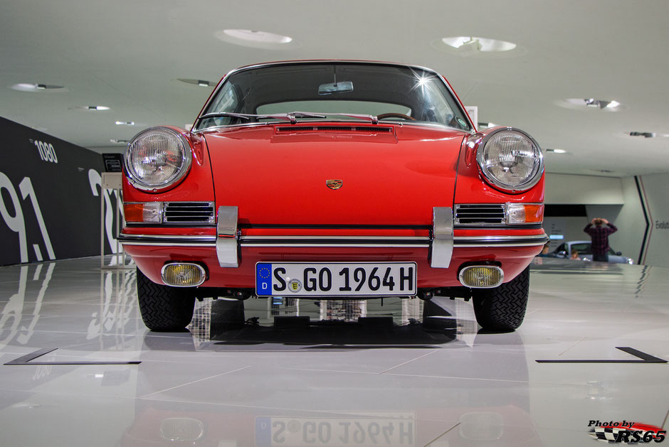Porsche 911 (901 Nr.57) @ Porsche Museum