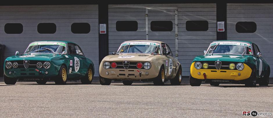 Alfa Romeo GT Am - Dunlop Historic Endurance Cup - Preis der Stadt Stuttgart 2020 - Hockenheimring