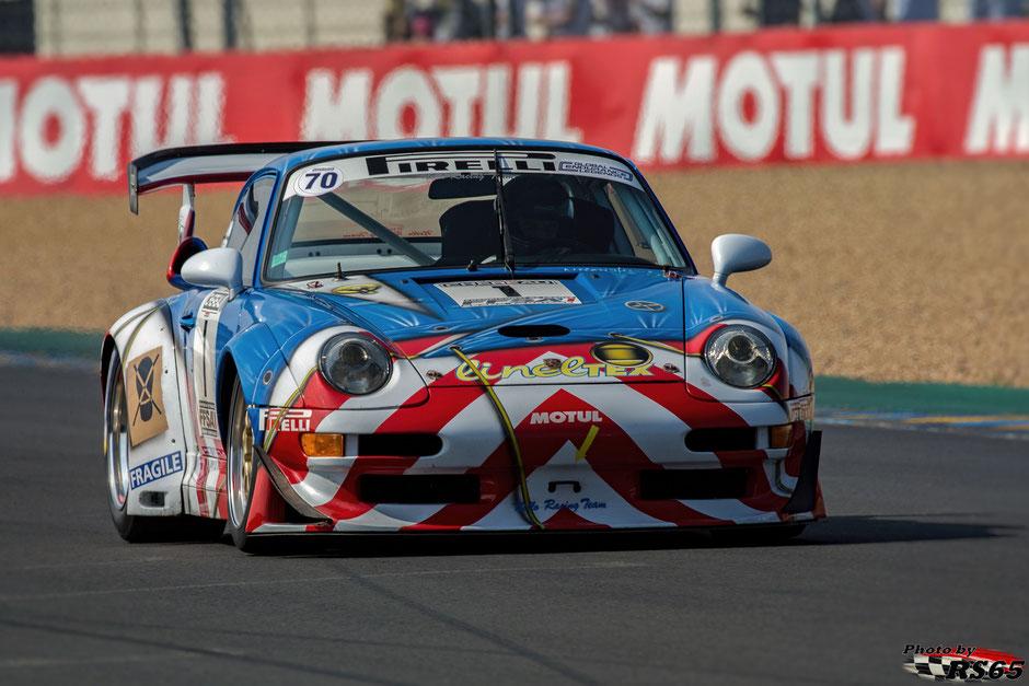 Porsche 911 GT2 EVO - Le Mans Classic 2018