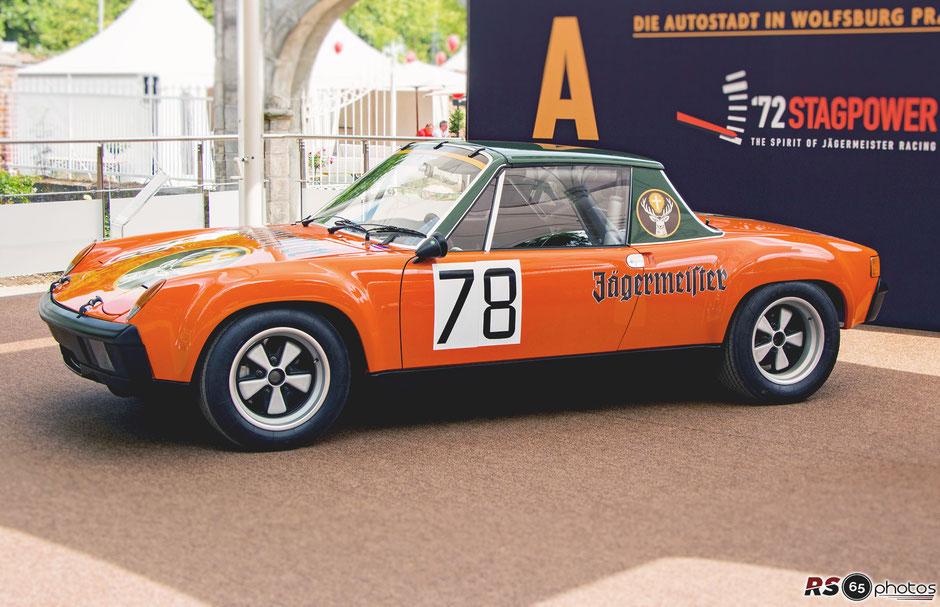 Porsche 914/6 GT - '72STAGPOWER - THE SPIRIT OF JÄGERMEISTER RACING
