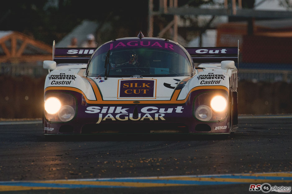 Jaguar XJR-9 - Group C Racing