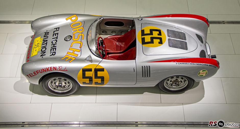 Porsche 550 Spyder - Porsche Museum