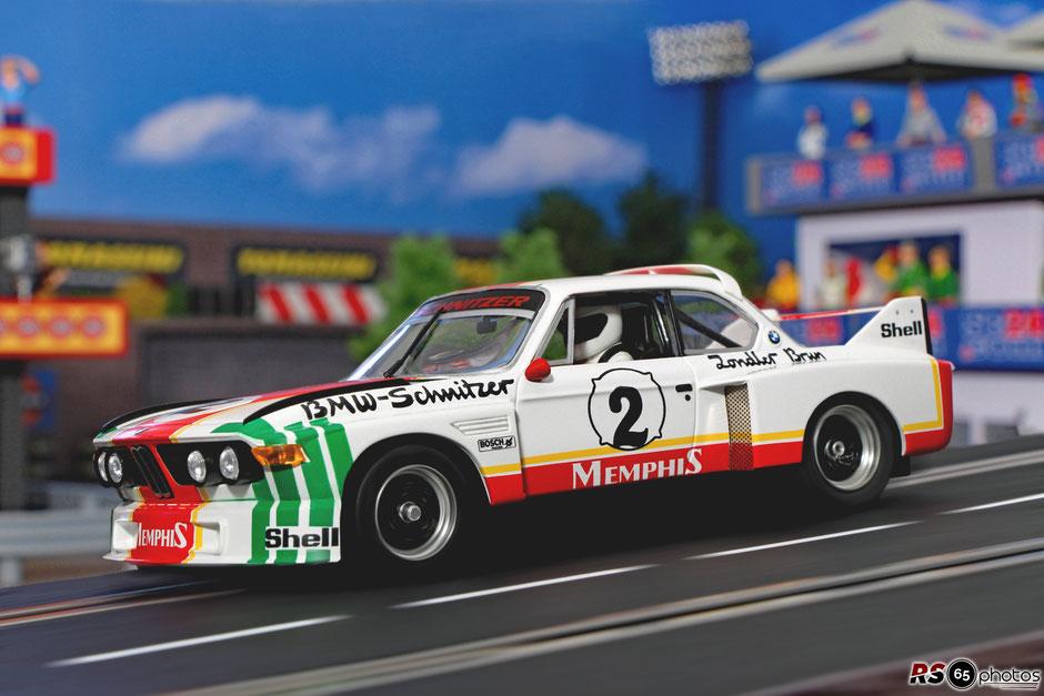 Fly - BMW 3.5 CSL Schnitzer Brno 1975 - U.Zondler / W.Brun