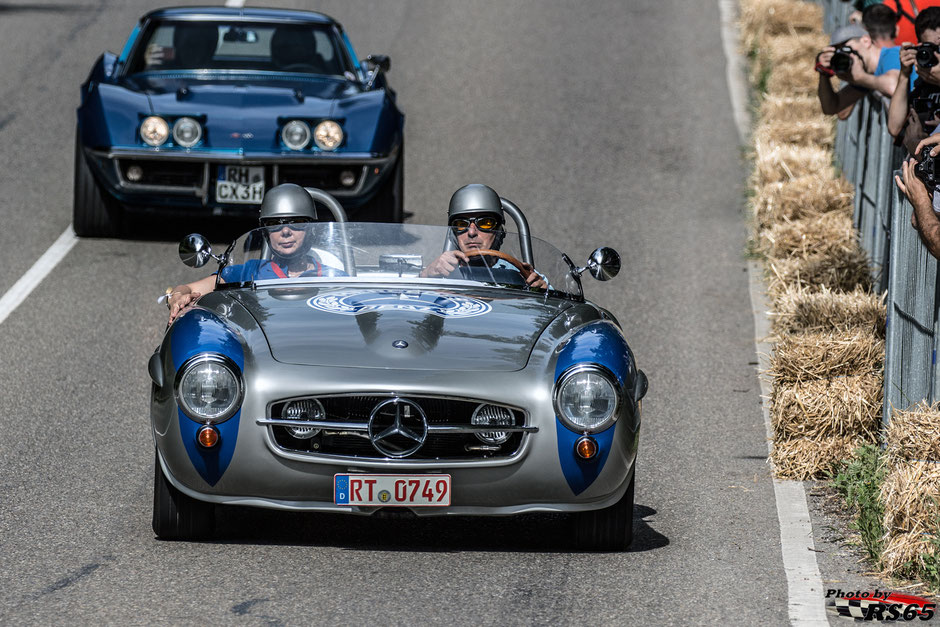Mercedes 190 SL - Solitude Revival 2019
