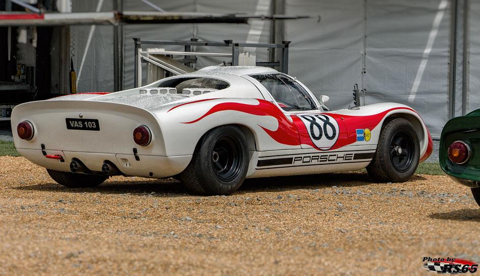 Porsche 910 - Le Mans Classic 2018