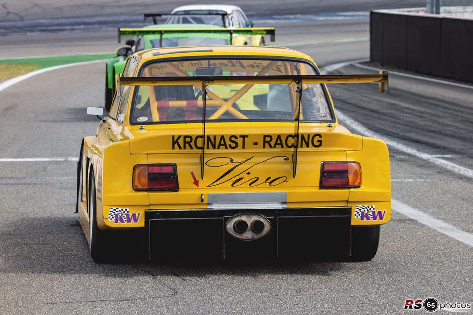 BMW 2002 - Kronast Racing - Wolfgang Kronast