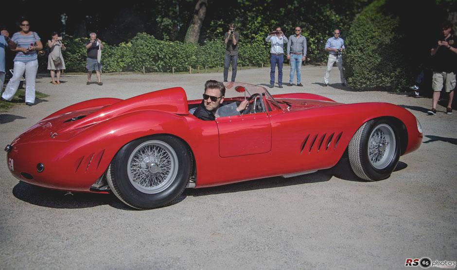 Maserati 300 S - Concorso d'Eleganza Villa d'Este