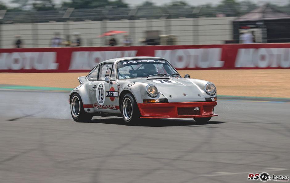 Porsche 2.8 L RSR - Porsche Classic Race Le Mans 2018