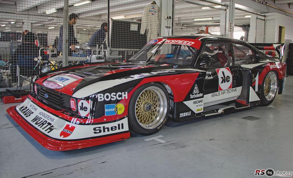 Ford Zakspeed Turbo Capri - Mücke Motorsport