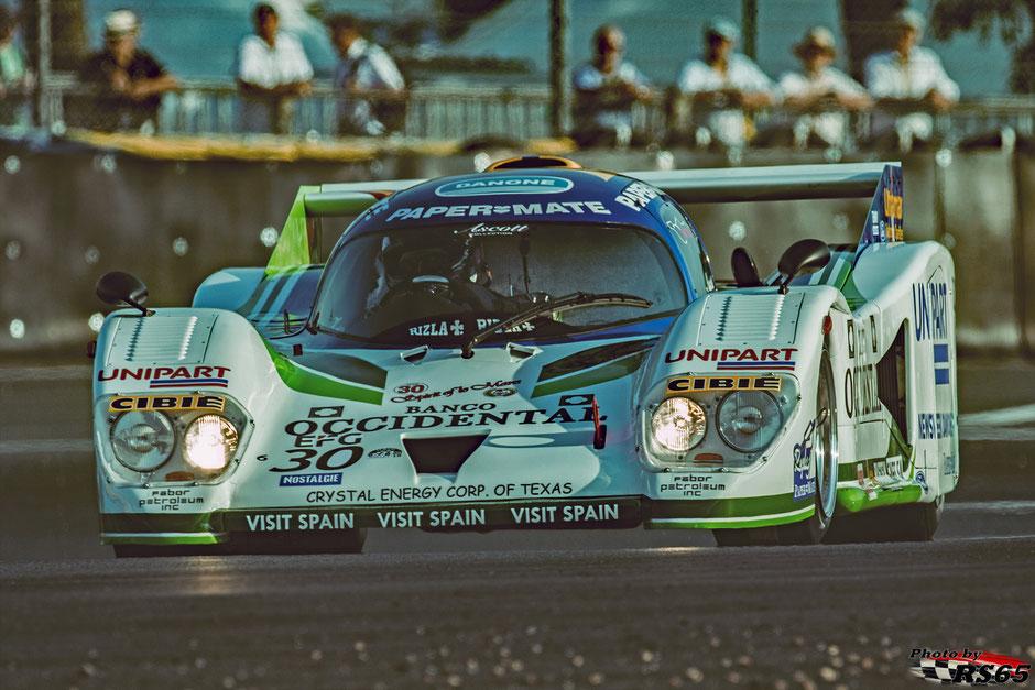 Lola T600 - Le Mans Classic 2018
