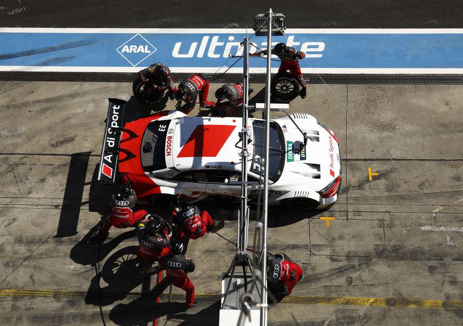 Audi Sport RS 5 DTM #33 (Audi Sport Team Rosberg), René Rast - DTM Nürburgring 2019