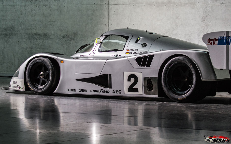Sauber Mercedes C11 - ROFGO Collection - Retro Classics Stuttgart 2020