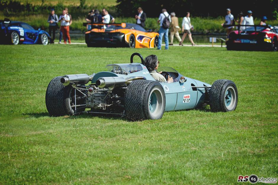 McLaren M3A Oldsmobile