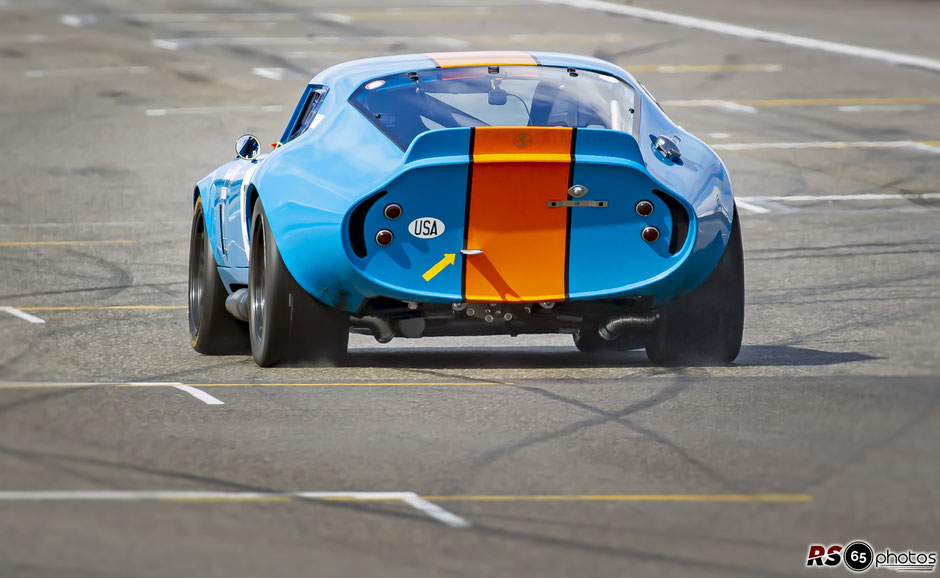 Shelby Cobra Daytona Coupé / Peter-Carsten Kilian / VFV-GLPpro