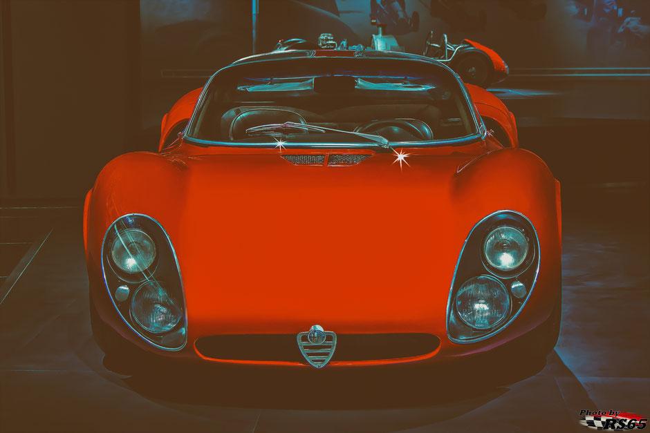 Alfa Romeo Stradale Prototipo