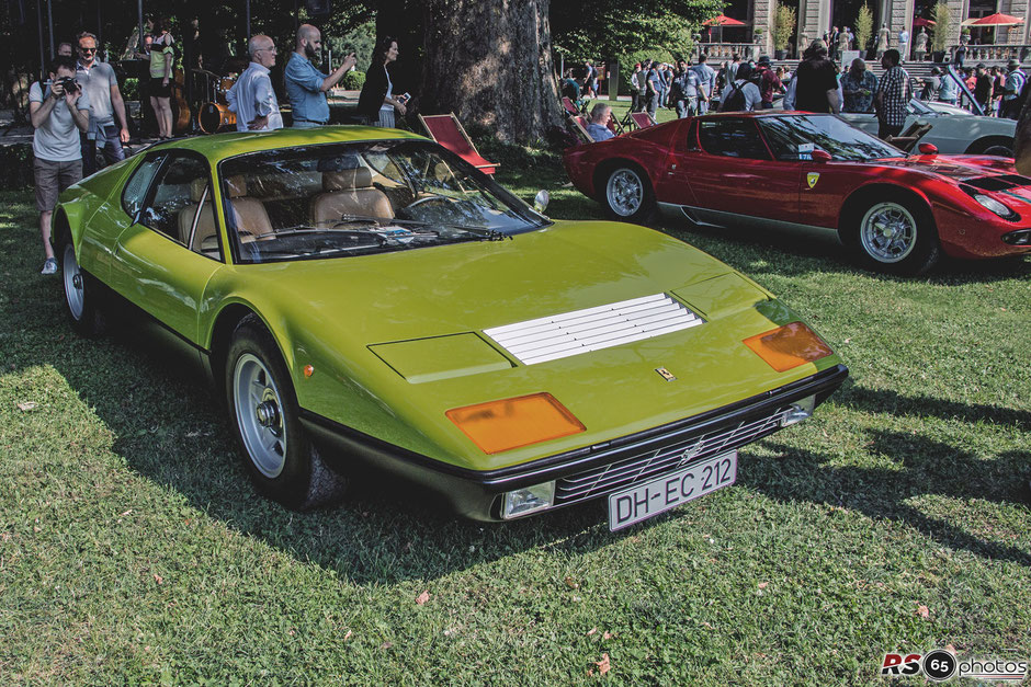 Ferrari 365 GT/4 Berlinetta Boxer - Concorso d'Eleganza Villa d'Este