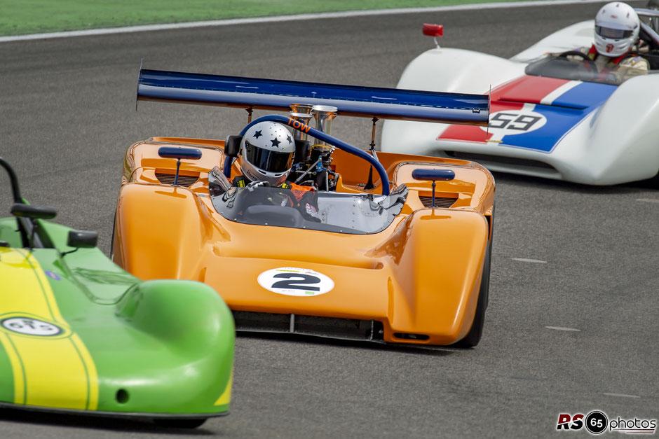 McLaren M8C - Harry Schmidt - FHR Spring Classic - Hockenheimring 2021