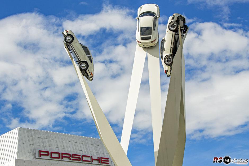 Porsche Museum / Stuttgart-Zuffenhausen