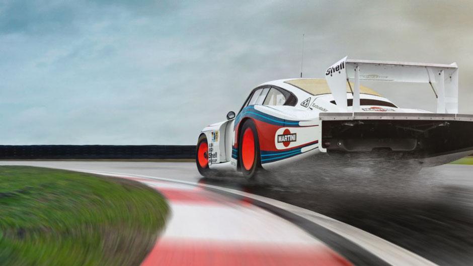 Porsche 935/78 Moby Dick, Porsche Experience Center, Hockenheim, 2020