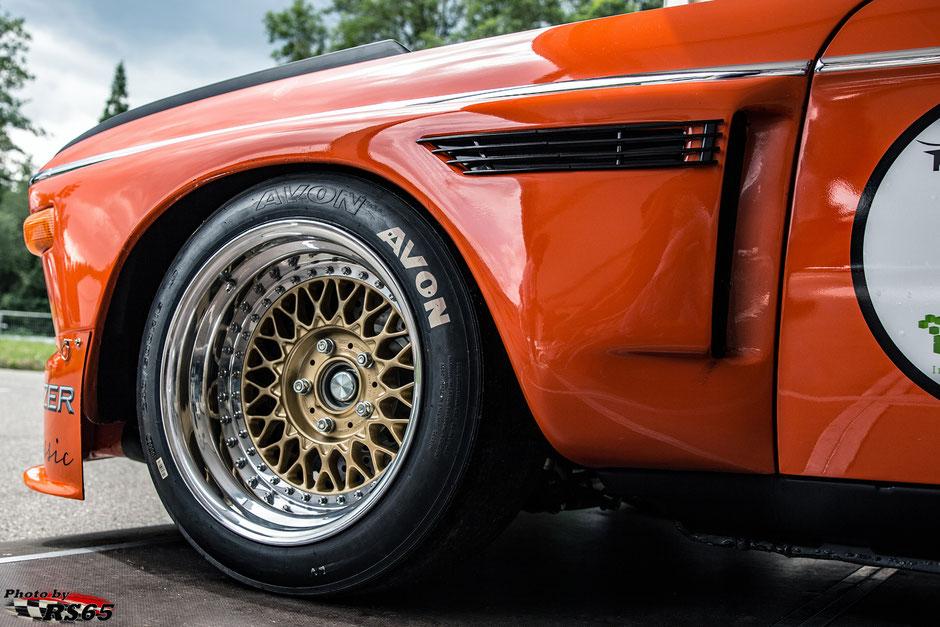 BMW Schnitzer 3.0 CSL - Solitude Revival 2019