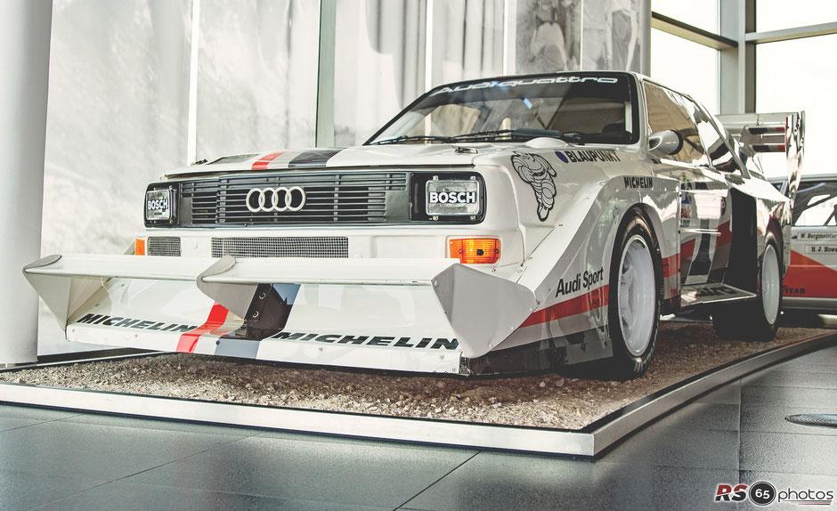 Audi Sport quattro S1 - Pikes Peak - 40 Jahre Audi quattro