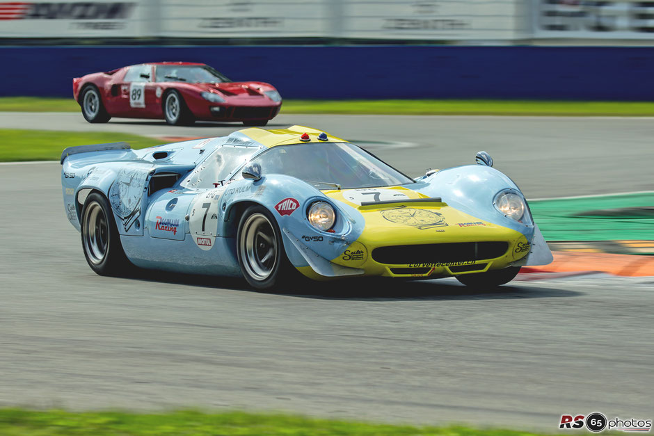 Lola T70 Mk III - Monza Historic 2019