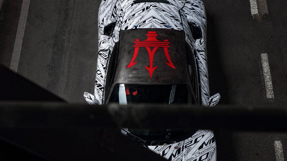 Maserati Proto MC20