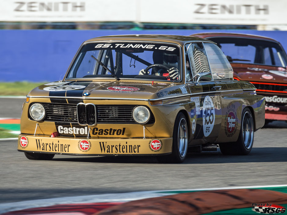 BMW 2002 - Heritage Touring Cup - Monza Historic 2019