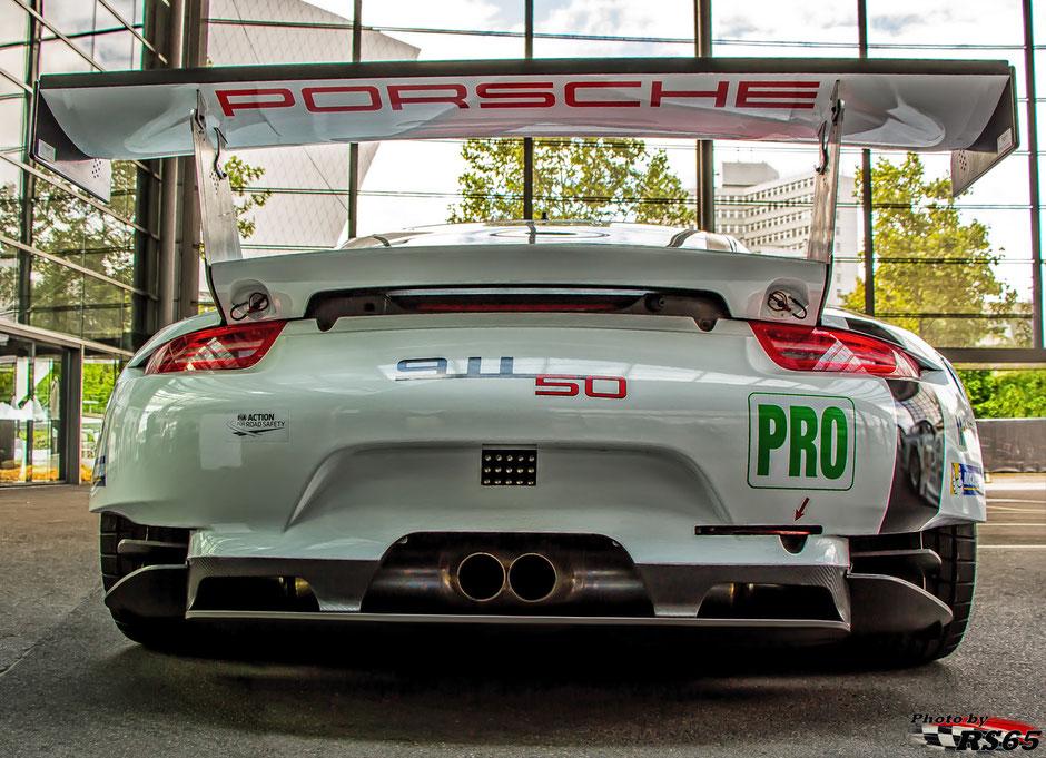 Porsche 911 RSR Typ 991