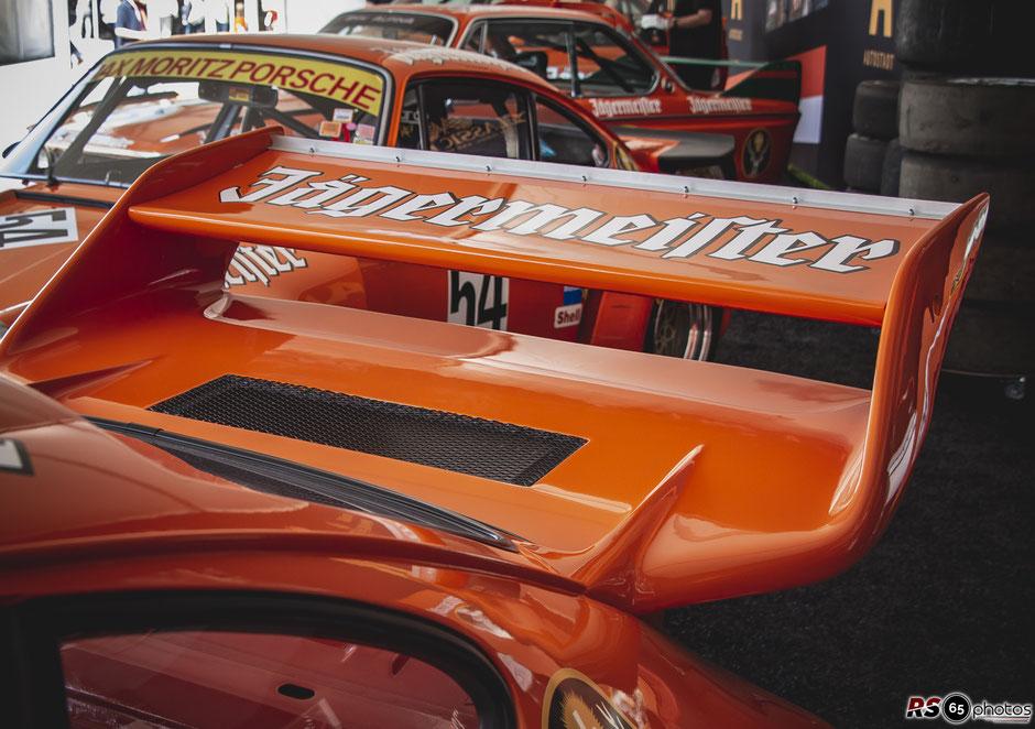 Porsche Carrera RSR - '72STAGPOWER - THE SPIRIT OF JÄGERMEISTER RACING