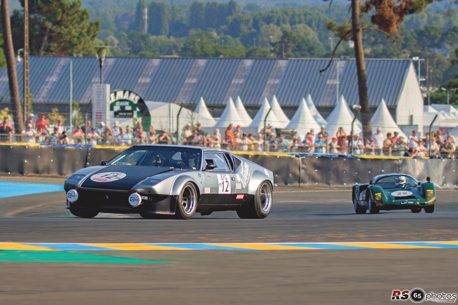 De Tomaso Pantera - Le Mans Classic 2018