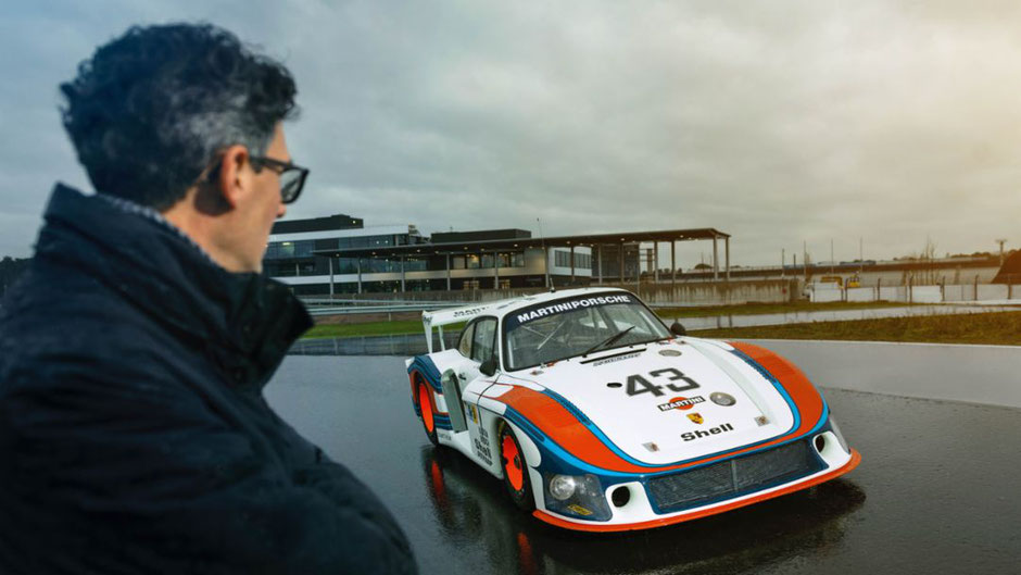 Frank-Steffen Walliser, Vizepräsident Modellreihe 911/718, Porsche 935/78 Moby Dick, Porsche Experience Center, Hockenheim, 2020