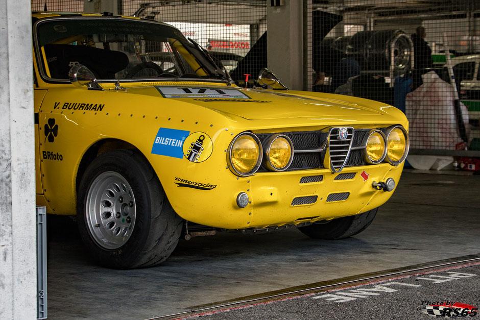 Alfa Romeo GT-Am - HTGT - Hockenheimring 2018 - Volker Buurman