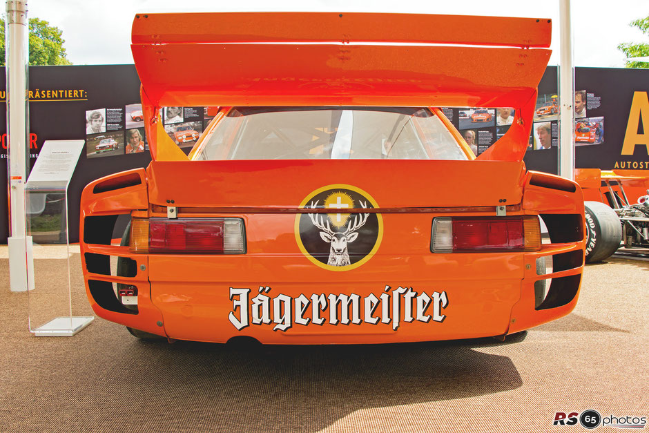 BMW 320 Gruppe 5 - '72STAGPOWER - THE SPIRIT OF JÄGERMEISTER RACING