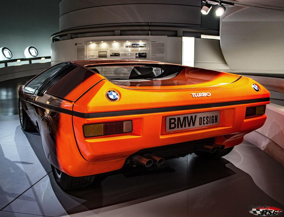 BMW Turbo 1972 - BMW Museum