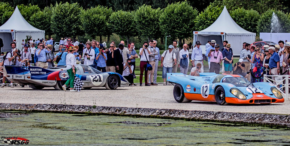 Porsche 917-008 / Chantilly Arts & Elegance Richard Mille 2019