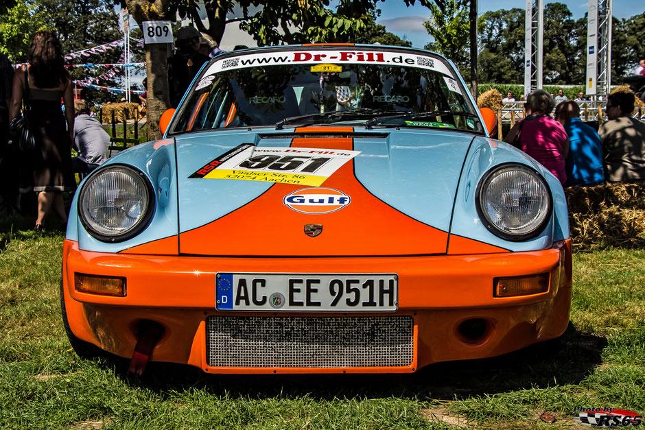 Porsche 911 Carrera 3.2 Coupe