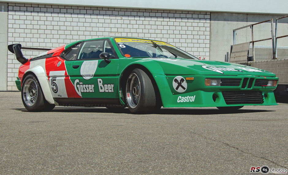BMW M1 Procar (1979) - Dieter Quester - Hockenheim Historic - Das Jim Clark Revival 2017