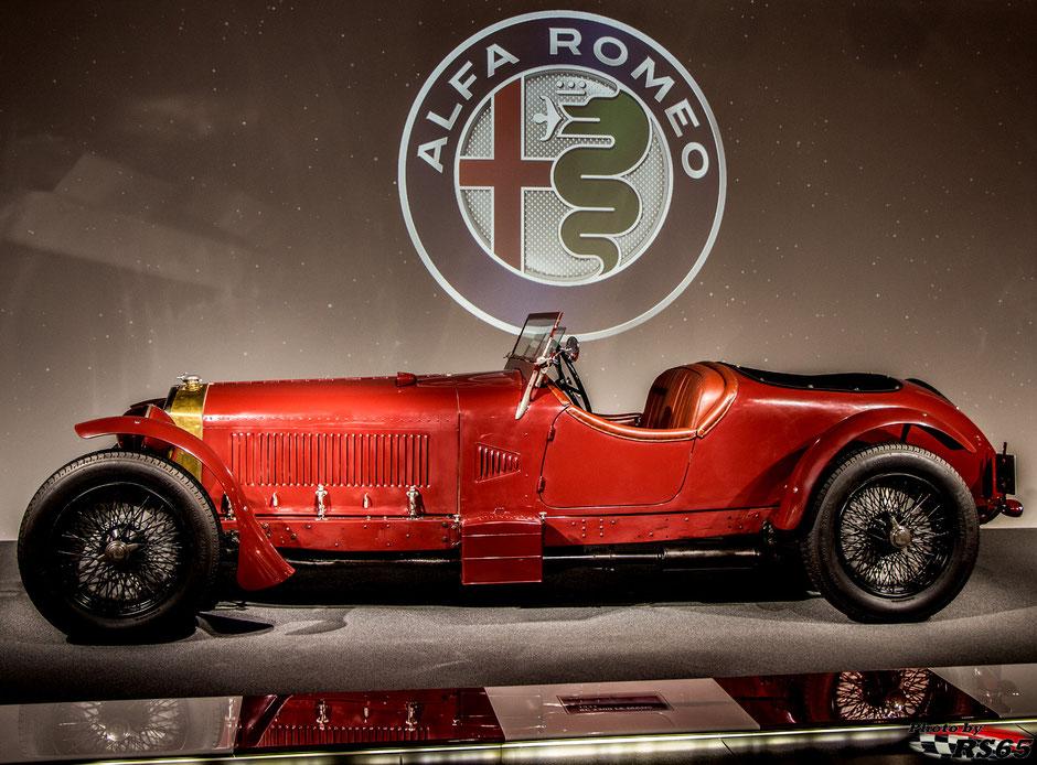 Alfa Romeo Gran Premio Tipo B - Alfa Romeo Museum