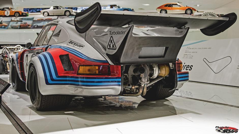 Porsche 911 Carrera RSR Turbo 2.1 - Porsche Museum