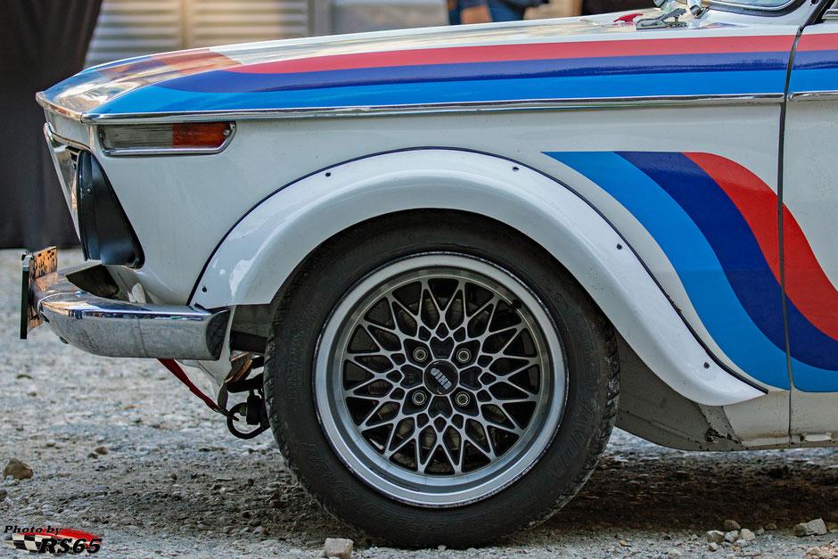 BMW 2002 - Rossfeldrennen 2018