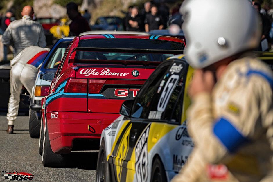 Alfa Romeo 155 GTA - Rossfeldrennen 2018