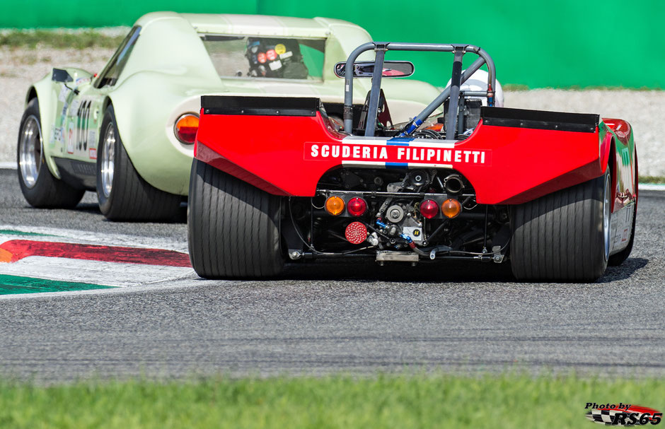 Lola T 212 - Classic Endurance Racing - Monza Historic 2019