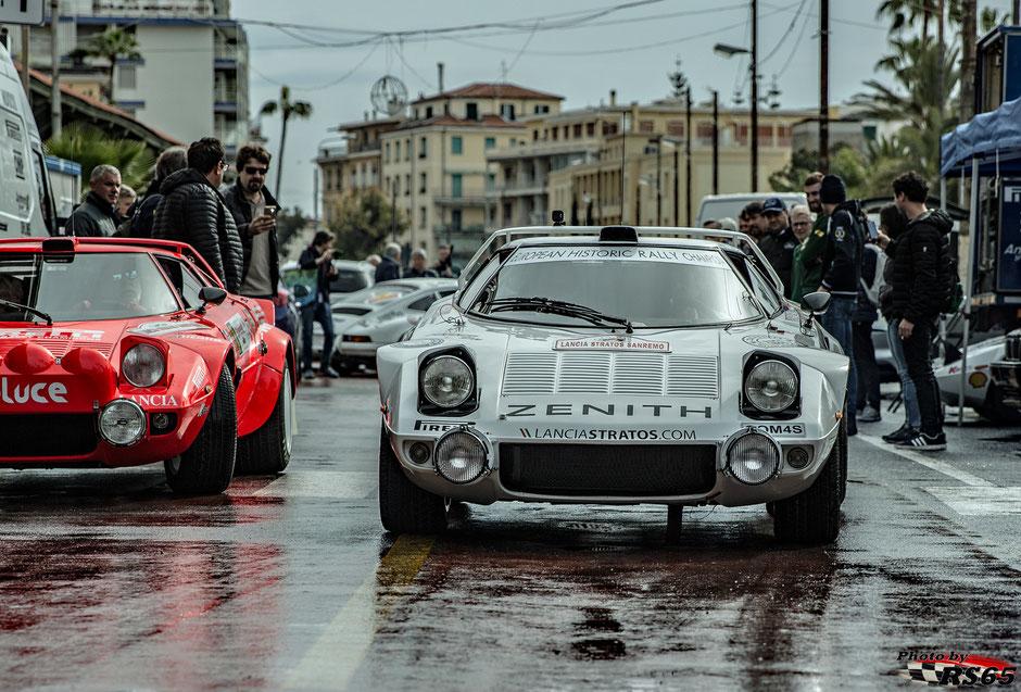 Eric Comas - Lancia Stratos