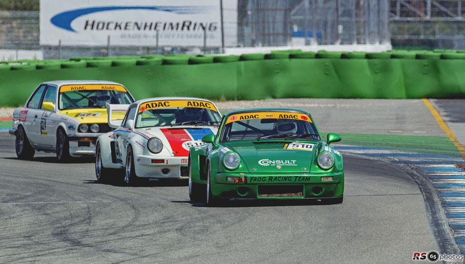 Porsche 911 RSR - Robert Hinzer - Youngtimer Trophy - Preis der Stadt Stuttgart 2020
