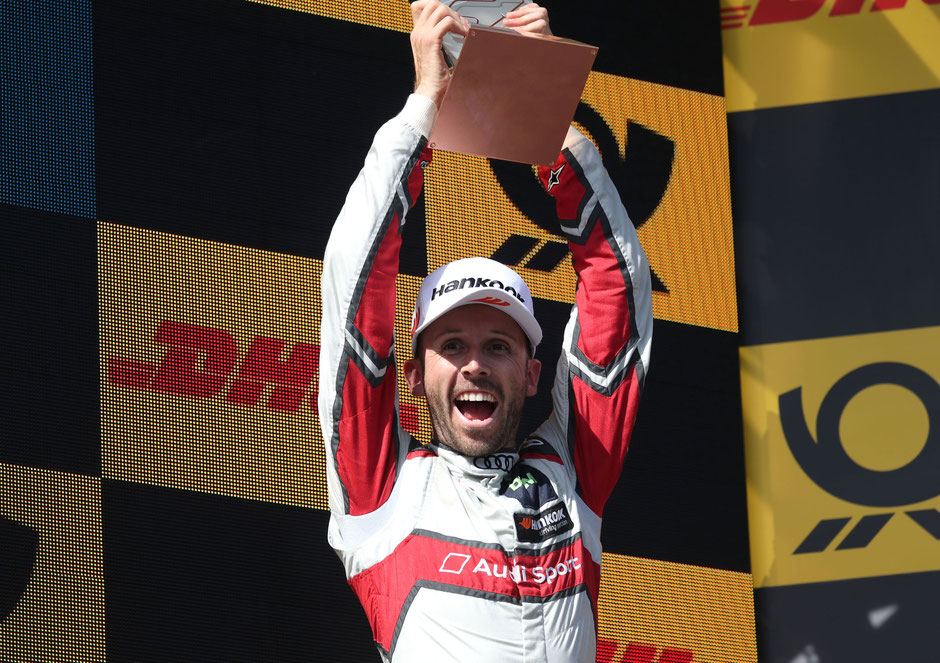 René Rast - DTM Nürburgring 2019