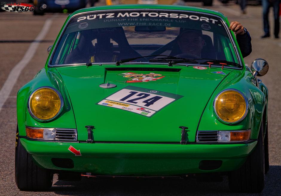Porsche 911 ST - Dunlop FHR Langstreckencup - Pedro und Luco Sanchez - Hockenheimring 2018