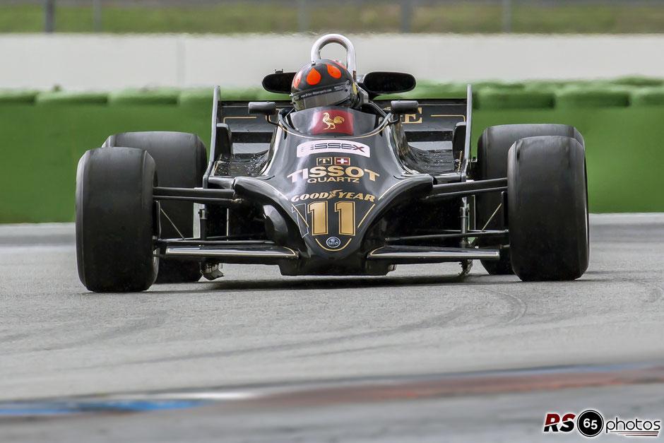 Lotus 88 - Black&Gold Collection - ChromeCars