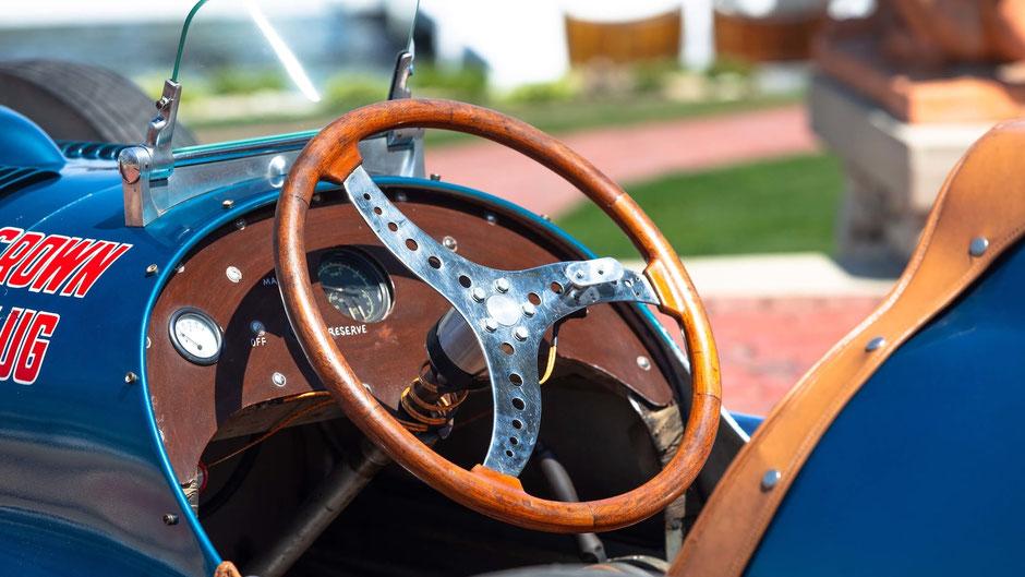 Blue Crown Spark Plug Special Nr. 7 - Bill Hollands Indianapolis 500 Sieger-Fahrzeug von 1949
